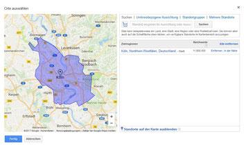 Google Adwords Köln