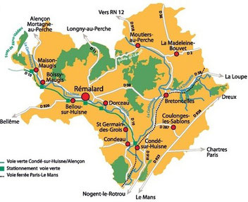 Carte générale de situation