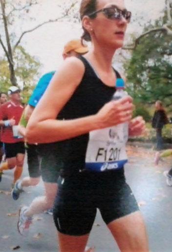 Frankfurt Marathon 2013, das Marathonsammeln beginnt....