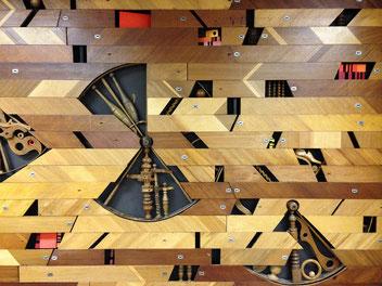 Warum nur Kunstwerke aus Edelholzresten?