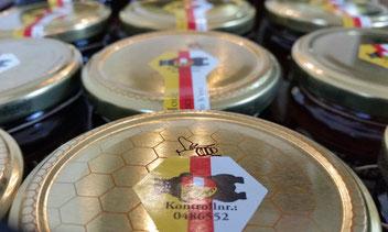 Kontrollierte Qualität: Zahlreiche Maltataler Honige wurden heuer mit dem Kärntner Honiggütesiegel 2017 ausgezeichnet