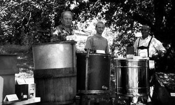 Seit jeher sind die Maltataler Imker um die Bienenzucht bemüht