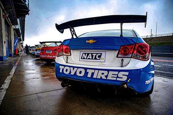 Chevrolet Cruze Eurocup 2020 Rennfahrer Dennis Bröker Toyo Tires Motorsport Racing