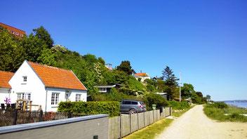 An der Aarhus Bucht