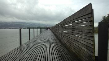 Holzbrücke Rapperswil–Hurden (Zürichsee)