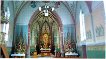 Pfarrkirche St. Apollonia in Alpthal