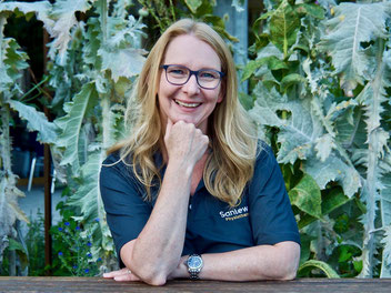 Susanne Schaitl Massagetherapeutin EMR, Lymphdrainage und Fussreflexzonentherapie in der Physiotherapie Santewell in der Steinenvorstadt 19, 4051 Basel