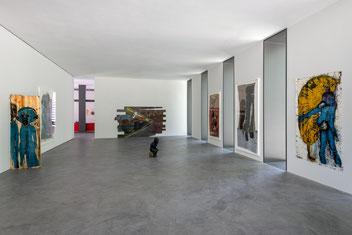 Bild: Ausstellung Gustav Kluge im Museum Lothar Fischer, Foto: Andreas Pauly