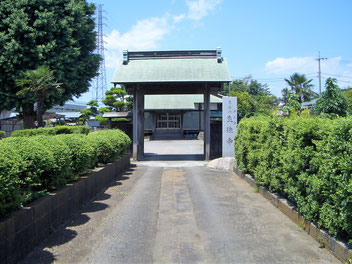 寒川町田端 生往寺