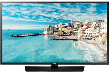 Samsung Hotel TV für Hotel TV Anlage