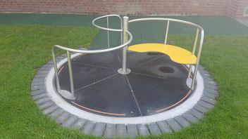 Behindertengerechter Spielgarten von achtsam e.V.