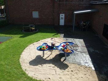 Spielplatz für Kinder mit Behinderung in Mönchengladbach