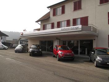 Südwest-Garage Wohlen AG Ihre Fiat-Garage in Wohlen