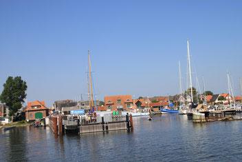 Maasholm-Hafen