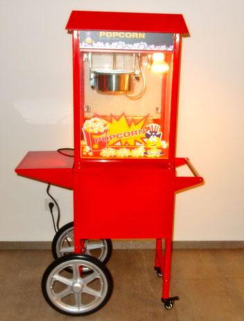 Popcornmaschine-fruchtbar mobil