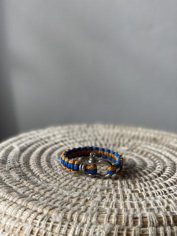 Bracelet marin unisexe made by Hey'Lo