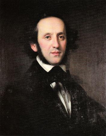 "Der Komponist des ""Paulus"" Oratoriums - Felix Mendelssohn Bartholdy"