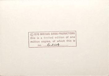 Stamp postcards, 1977, Guy Schraenen éditeur post cards artists' books Künstlerbücher livres d'artistes