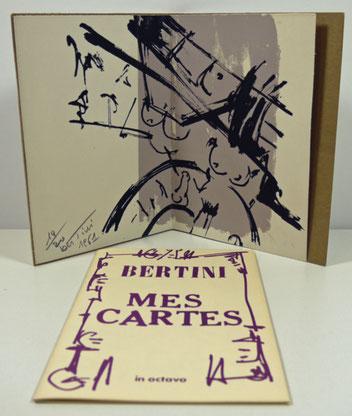 Gianni Bertini, special edition