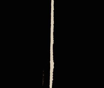Degottex: Ligne Continue, AXE Film, 1975 (still), Guy Schraenen éditeur artists' books Künstlerbücher livres d'artistes