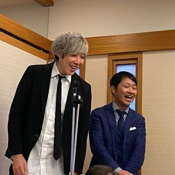 名古屋お笑い芸人 呼ぶ 呼ぶなら ファニーチャップ ホームパーティー 出張派遣 出演依頼 イベント