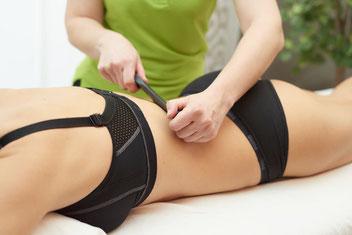 Physiotherapie bei Rückenschmerzen