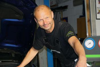 Peter Lieske, Werkstattinhaber, Arnsberg
