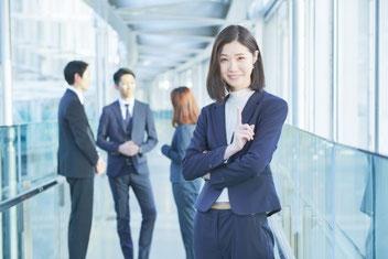 女性が活躍できる職場づくりを推進します