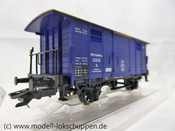 märklin 48851 Feuerlösch-Gerätewagen K.W.Sts.B Spur H0 im Maßstab 1:87