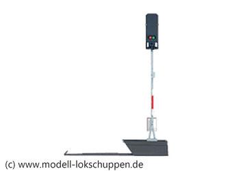 Märklin 74391 Licht-Hauptsignal (Blocksignal) f. Stellpult 72751 C-Gleis H0
