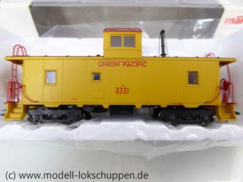 Märklin 45702 Güterzugbegleitwagen Caboose CA 3/CA-4 der Union Pacific Railroad