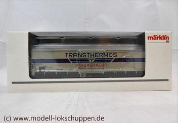 Märklin 48163 Insider-Wagen 2013: Kühlwagen Transthermos