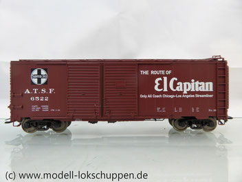 Märklin 45651 Typ XM der Atchison, Topeka & Santa Fe Railway (AT & SF)