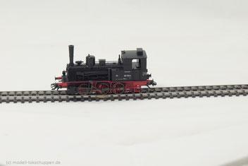 Tenderlokomotive BR 89.70-75 der DB/ Märklin 37140 5