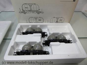 Märklin 46623 Silowagen-Set  Bollerwagen der NS