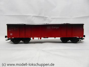 Märklin 46903 Offener Güterwagen Cargo Eaos der DB AG Epoche V