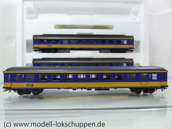 3er Set Inter-City Schnellzugwagen der NS Märklin 42903