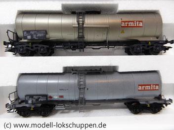Märklin 46553 Kesselwagen Set Belgien Niederlande armita