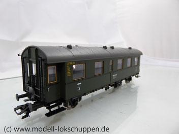 Fleischmann 855862 K Donnerbüchse DRG mit Reichsadler 2. Klasse