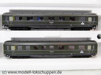 "Märklin 43259 Schnellzugwagen-Set ""Berlin-Hamburg"" DRG Ep.2"