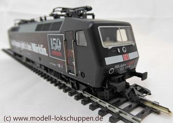 """BR 120.1 """"150 Jahre Märklin"""" DB / Märklin 37530 / MHI 2009"""