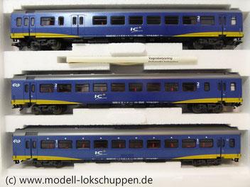 Märklin 42643 H0 Wagen-Set - 3 Schnellzugwagen, NS, Ep. V