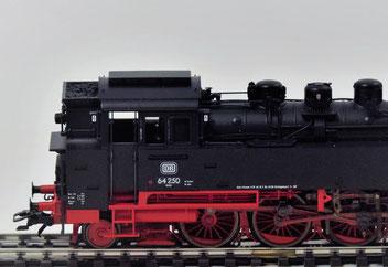 Märklin 39640 BR 64 der DB Bubikopf H0