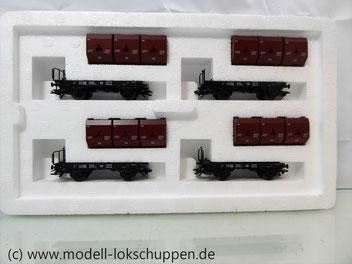 """Märklin 48270 Wagen-Set """"Kohletransport"""""""