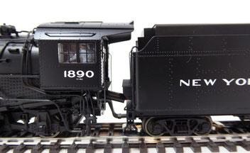 """Schlepptenderlokomotiven""""Mikado"""" Reihe H 6 der NYC / Märklin 37970"""