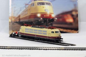 Märklin 39579 Insider 2003 BR 103.1 der DB