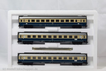 """Schnellzugwagen-Satz """"IC Südwind"""", 2. Klasse. /Märklin 42994 / Sondermodell 2003"""