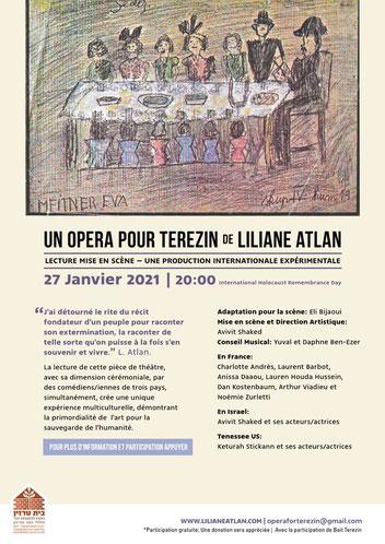 Théâtre du Versant - Biarritz - Lilian Atlan - Théâtre en étoile - Opéra