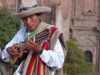 guitare charango