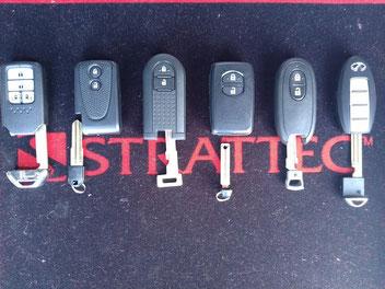 Smartt key & emergency key